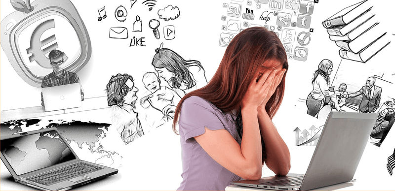 Negative emotions at workplace- Stress