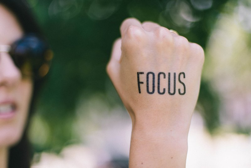 Focus to be a quick learner